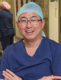 St Andrew's Ipswich Private Hospital specialist Hee Soo Teng